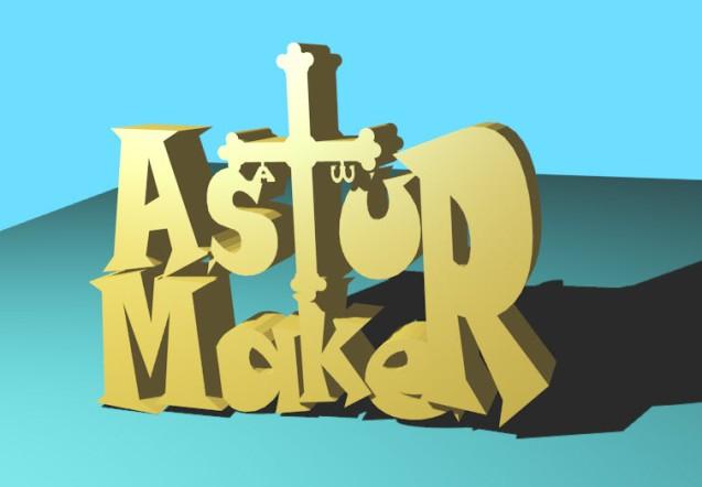 logo asturmaker thingiverse