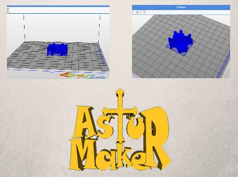 Simulación del proceso de impresión y generación del código G (el que entiende la impresora).