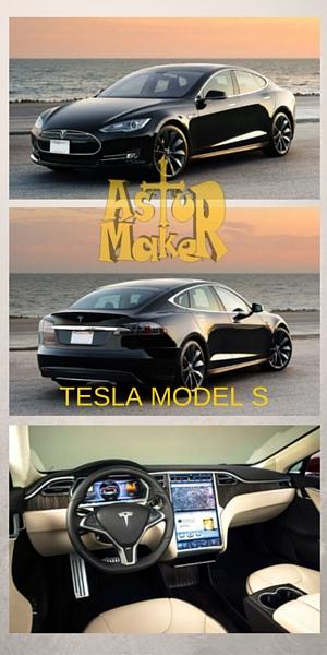 El nuevo Tesla Model S, por fuera y por dentro.