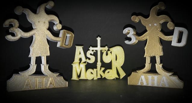 impresión 3d asturmaker