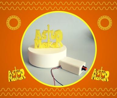 Impresión 3D Gijón Asturias AsturMaker 3D